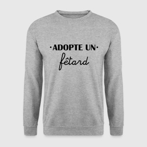 adopte un fêtard Sweat-shirts - Sweat-shirt Homme