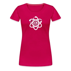 I love Science - Frauen Premium-Shirt - Frauen Premium T-Shirt