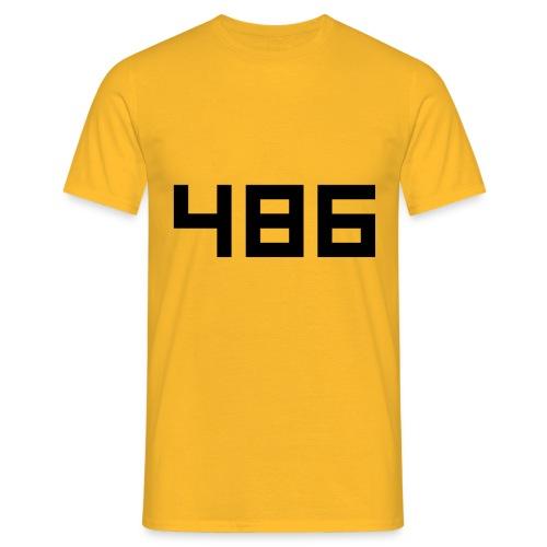 486 - Männer T-Shirt