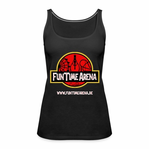Top - Jurassic Arena - Frauen Premium Tank Top