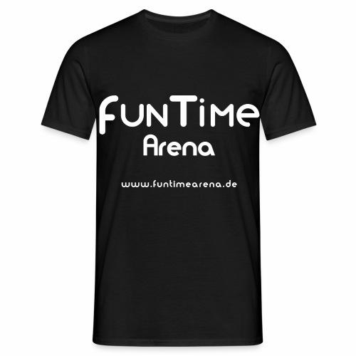 Shirt - FunTime Arena Logo - Männer T-Shirt