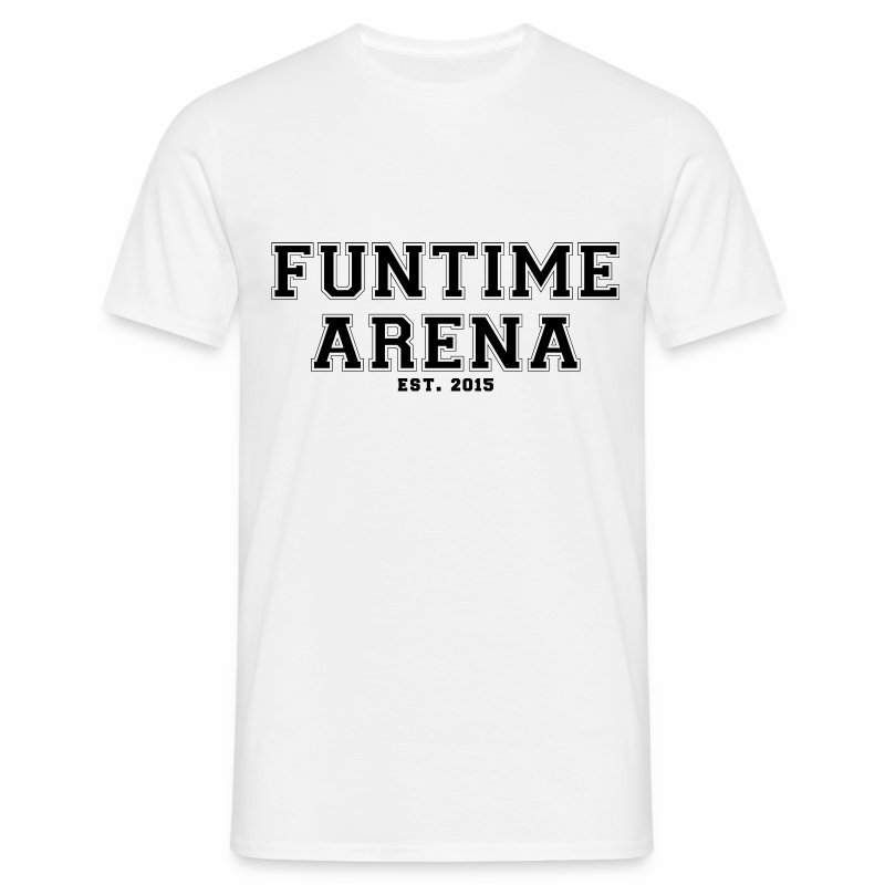 Shirt - College FunTime Arena - Männer T-Shirt