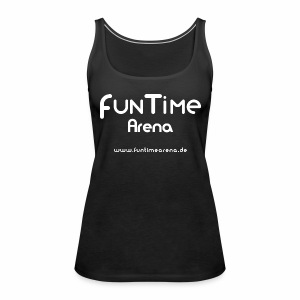 Top - FunTime Arena Logo - Frauen Premium Tank Top
