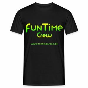 Shirt - FunTime Crew - Männer T-Shirt
