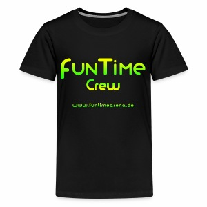 Kiddie-Shirt - FunTime Crew - Teenager Premium T-Shirt