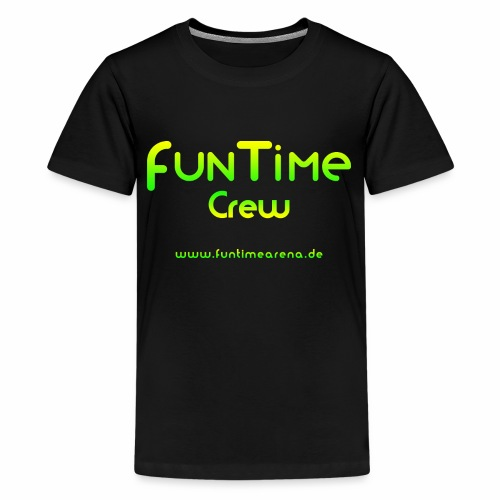 Kiddie-Shirt - FunTime Crew - Teenager Premium T-Shirt