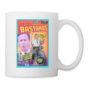 Ham face Dave mug - Mug
