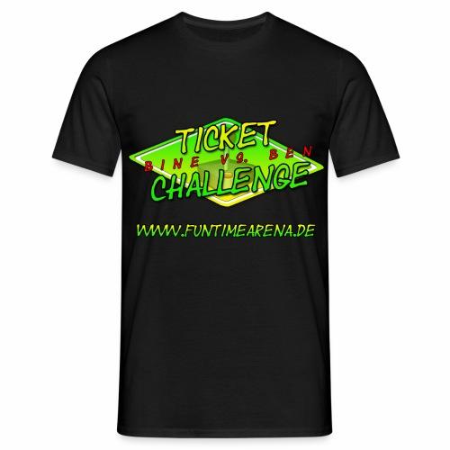 Shirt - Challenge Team Bine - Männer T-Shirt