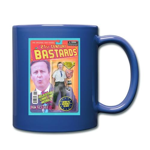 Ham Face Dave mug - Full Colour Mug