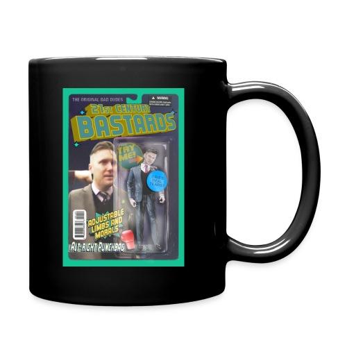 Alt-right punchbag black mug - Full Colour Mug