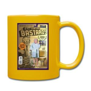 Easy D yellow mug - Full Colour Mug