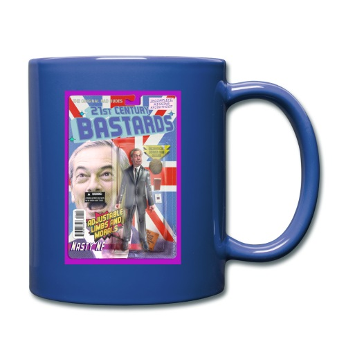 Nasty NF mug - Full Colour Mug