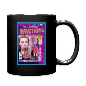 KT Trolumnist black mug - Full Colour Mug