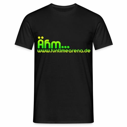 Shirt - Ähm... - Männer T-Shirt