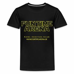 Kiddie-Shirt - SW Arena - Teenager Premium T-Shirt