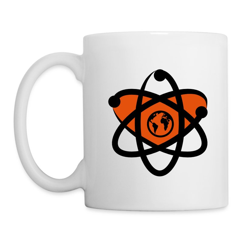 I love Science - Tasse weiß - Tasse