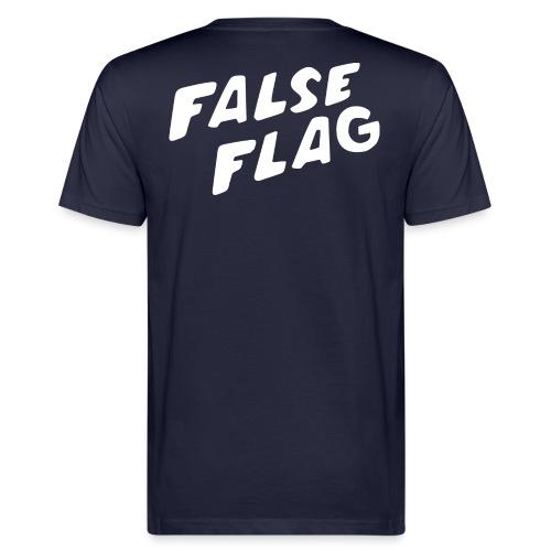 False Flag Graff - Men's Organic T-Shirt