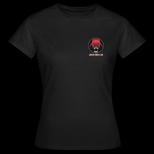 ANGRYGORILLAS T-Shirt (Woman) - Frauen T-Shirt