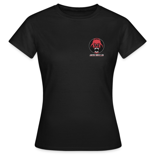 ANGRYGORILLAS T-Shirt (Woman) - Frauen T-Shirt