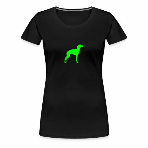Italienisches Windspiel - Frauen Premium T-Shirt