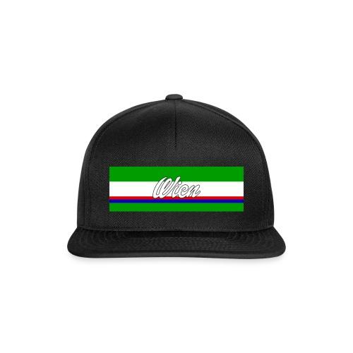 Wien Grün II Snapback II Unisex - Snapback Cap