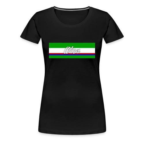 Wien Grün II Shirt II Frauen - Frauen Premium T-Shirt