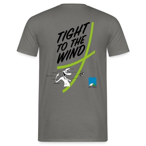 Logo-T-Shirt, groß - Männer T-Shirt