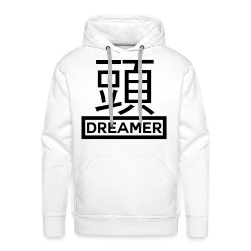 Dreamer Japan Design - Männer Premium Hoodie