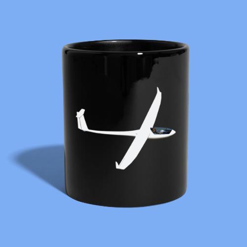 Segelflugzeug sailplane - Full Colour Mug