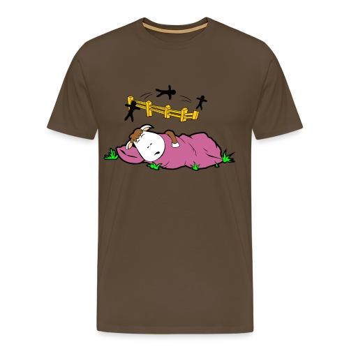 littlerocker-0076 - Koszulka męska Premium