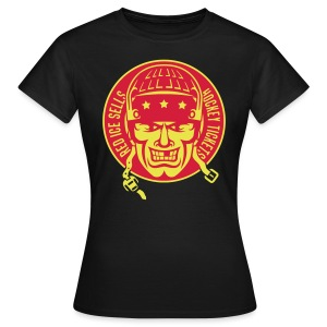 Red Ice Sells Hockey Tickets Women's T-Shirt - Women's T-Shirt