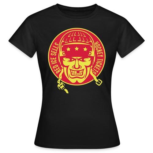 Red Ice Sells Hockey Tickets Women's T-Shirt - Women's T-Shirt