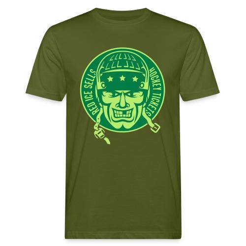 Red Ice Sells Hockey Tickets Men's Organic T-Shirt - Men's Organic T-Shirt