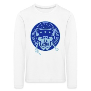 Red Ice Sells Hockey Tickets Children's Long Sleeve T-Shirt - Kids' Premium Longsleeve Shirt