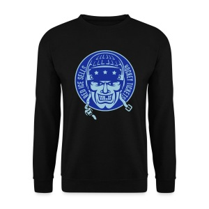 Red Ice Sells Hockey Tickets Men's Sweatshirt - Men's Sweatshirt