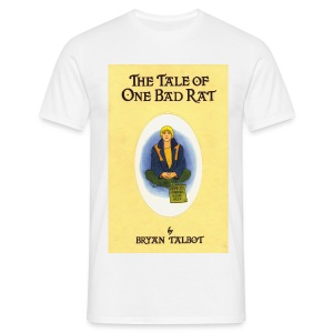 The Tale of One Bad Rat by Bryan Talbot - Men's T-Shirt