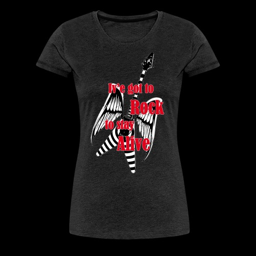 Ive got to rock - Premium-T-shirt dam
