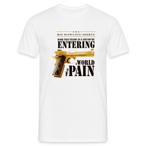 World of Pain - Männer T-Shirt