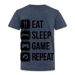 Game T-shirt - Kinderen Premium T-shirt