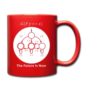 Future is Now Mug - Full Colour Mug