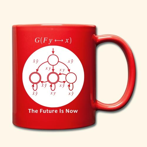 Future is Now Mug - Full Colour Mug