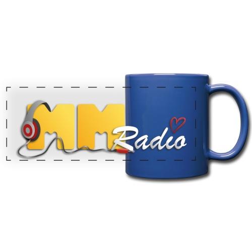 MMradio kop m. skygge - Panoramakrus, farvet