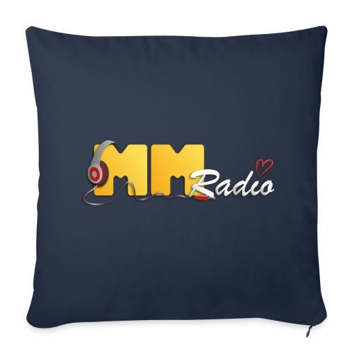 MMradio pudebetræk - Pudebetræk 44 x 44 cm