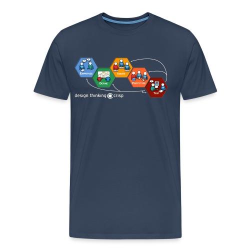 Design Thinking, Men's - Premium-T-shirt herr