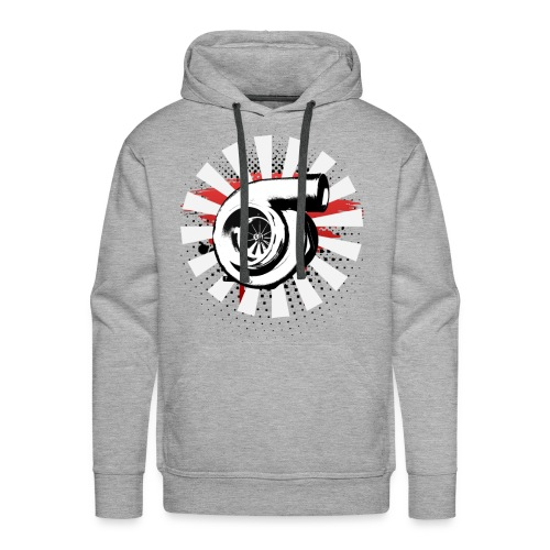 Sweet Turbo (Without Text) - Men's Premium Hoodie