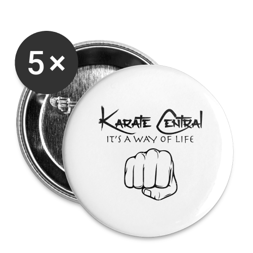 Sponsored Instagram Post - Buttons small 1''/25 mm (5-pack)