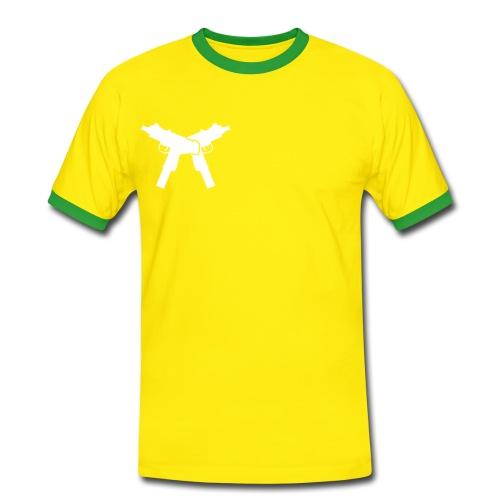Zé Pequenho / N10 - T-shirt contrasté Homme