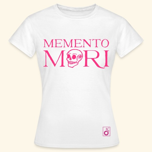 Memento Mori - T-shirt Foxy White - Frauen T-Shirt