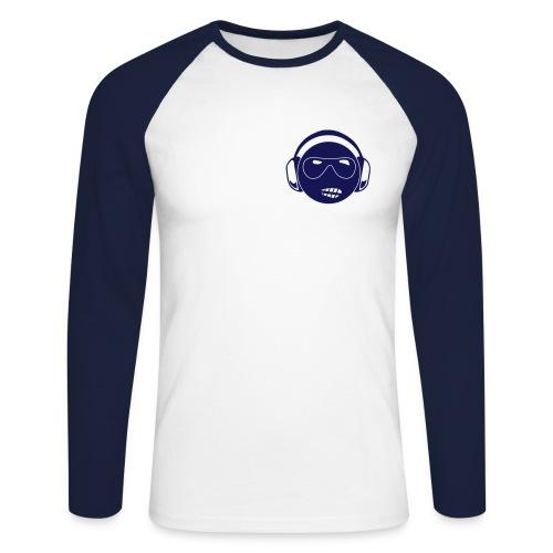 boom shirt - T-shirt baseball manches longues Homme
