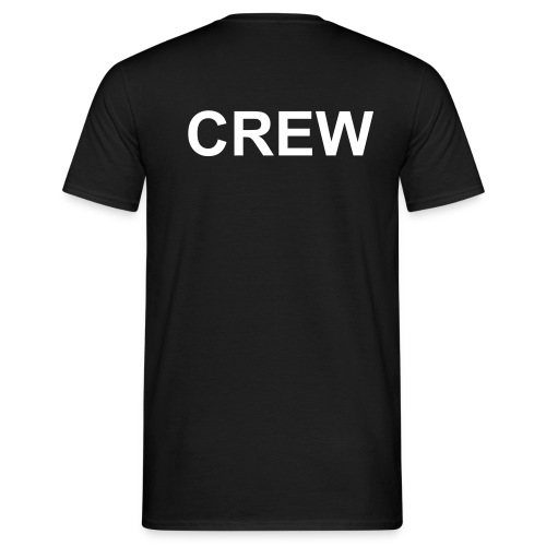 Classic 'Crew' Blacks.  - Men's T-Shirt